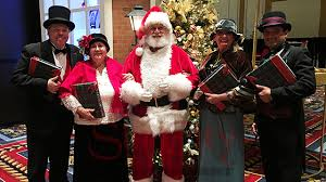 christmas carolers las vegas christmas carolers for hire