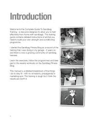 stay fit in your own home the complete guide to sandbag training by matthew palfrey