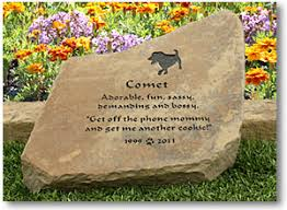 pet memorial garden stones tripawds gifts garden pet memorial headstones benches