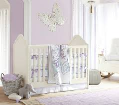 Pottery Barn Kids Baby Bedding Mallory Butterfly Baby Bedding Set Pottery Barn Kids