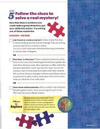 Citizenship In The Community Merit Badge Worksheet Step 5 Detective Badge Scouts Pinterest Badges