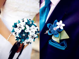 paper flower bouquet paper flower wedding bouquets jpg