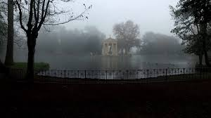 Neoclassical Architecture Temple Of Aesculapius Villa Borghese Rome Ionic Style Temple