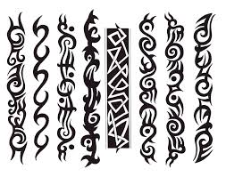 tag tribal leg band designs best design