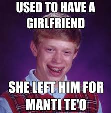 Manti Te O Memes - image 482422 manti te o s girlfriend hoax teoing know