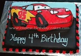 lightning mcqueen cake coolest lightning mcqueen cake photos and tips