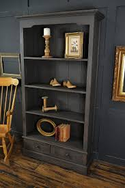 painted pine medium bookcase mottisfont mbk206 the made to order