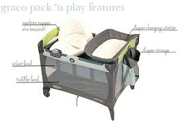 Graco Pack N Play With Changing Table Graco Pack N Play Review The Wise Baby