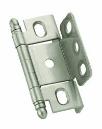 full wrap cabinet hinges amerock pk3175tbg10 full inset full wrap ball tip hinge with 3 4in