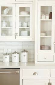 white glass tile backsplash kitchen white linear glass backsplash tiles design ideas