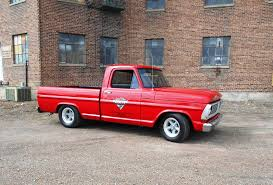 Classic Ford Truck Lowering Kits - 1970 ford f 100 small town muscle