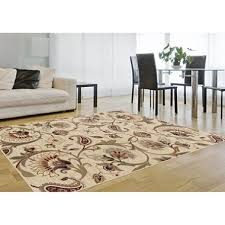 Floral Area Rug Impressions Floral Area Rug Assorted Sizes Sam U0027s Club