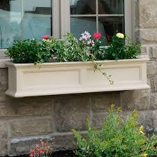 diy window flower boxes fairfield window box or freestanding planter outdoor