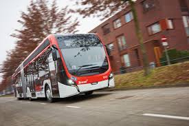 vdl bus u0026 coach 43 vdl citeas slfa electric in scheduled service