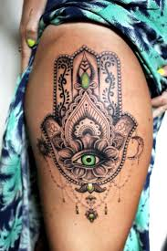 Thigh Tattoos - ideas thigh danielhuscroft com