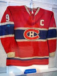 the sweater the hockey sweater