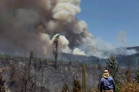 Largest Wildfire In Alberta History by Worst Wildfires In Chile U0027s History The Atlantic