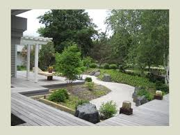 Landscaping Ideas For Backyard On A Budget Modern Modern Japanese Residential Architecture And Astonishing