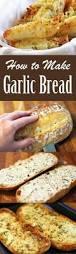Garlic Bread In Toaster Homemade Garlic Bread Homemade Garlic Bread Garlic Bread And Garlic