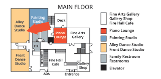 Dance Studio Floor Plan Exploring Lichen And Mushroom Dyes U2013 Jansen Art Center