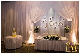 wedding backdrop brisbane stamford plaza brayden bridal table backdrop warm white