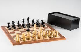 the zagreb u002759 series chess set and board combination u2013 chess house