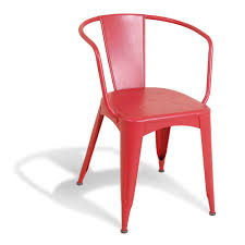 industrial red navy chair in re engineered design dining chairs cu