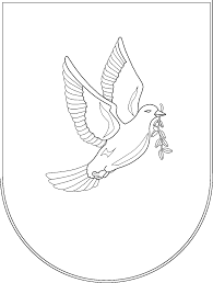 heraldry coloring pages animal symblos 1