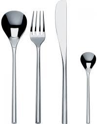 Cutlery Set Alessi Ti04s24 Mu Cutlery Set Gr Shop Canada