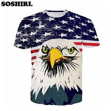 soshirl usa american flag hawk eagle patriot cartoon sketch full