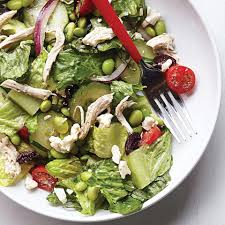 Ina Garten Greek Salad Chopped Greek Salad With Chicken Recipe Eatingwell