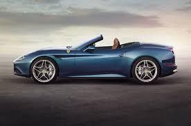 Ferrari California Convertible - ferrari 2015 ferrari california t side view 2015 ferrari