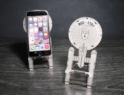 Custom Desk Accessories by Universal Wood Smart Phone Stand Wooden Docking Station 5