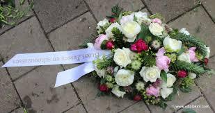 funeral flower etiquette image of funeral flowers arrangements from grandchildren