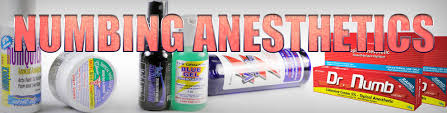 numbing ointments worldwide tattoo supply