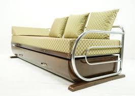 canap tiroir canapé divan bauhaus avec tiroir lit de gottwald en vente sur pamono