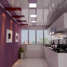 applying 20w square ceiling panel light and enjoying great
