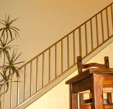 Painting Banisters Ideas Stair Railing Ideas For A Custom Look On A Budget