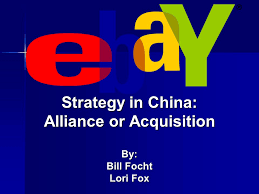 alliance or strategy in china alliance or acquisition by bill focht lori fox