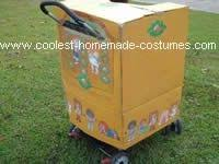 Homemade Cabbage Patch Kid Halloween Costume 25 Cabbage Patch Kids Costume Ideas