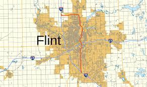 Map Of University Of Michigan Interstate 475 Michigan Wikipedia