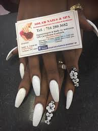 solar nails u0026 spa in lockport new york home facebook