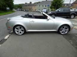 lexus convertible 2004 used lexus sc for sale rac cars