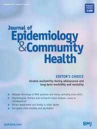 journal of epidemiology and community health journal of