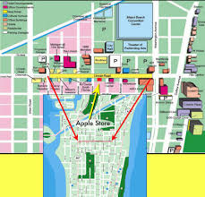Florida Map Of Beaches by South Beach Miami Attractions Map Quotes New Zone