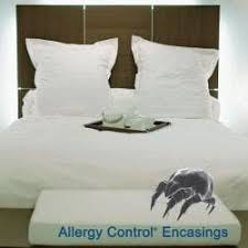 Allergy Duvet Protector Allergy Guardian Ultimate White Cotton Comforter Protector Free
