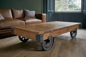 handmade wood coffee table furniture rustic wood coffee tables handmade from solid oak planks