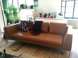 canap habitat canapé en cuir montino d habitat mobilier design salons