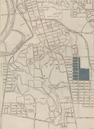 Dayton Ohio Map oakwood historical society