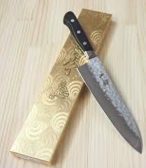 japanese carbon steel kitchen knives carbon blue steel aogami miura knives nagoya japan 三浦